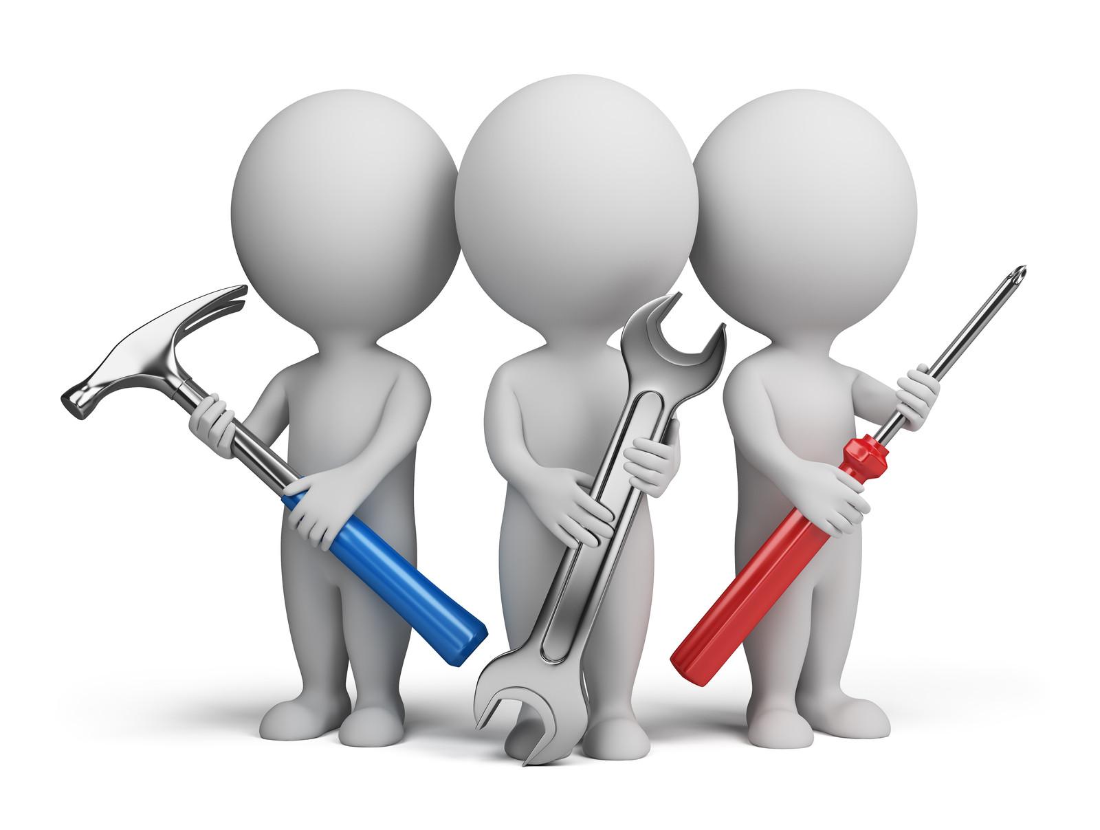 Maintenance clipart #1