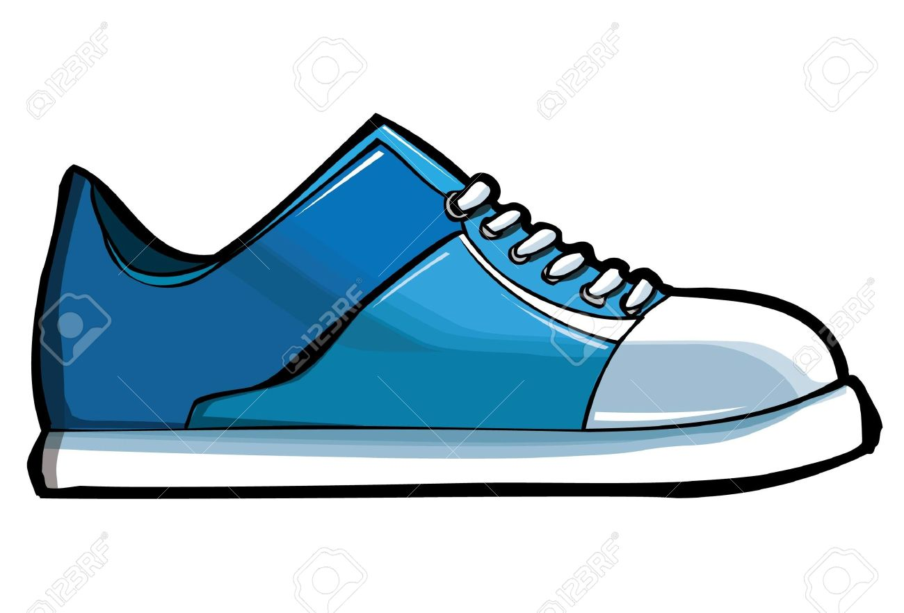 Clipart Nike Shoe