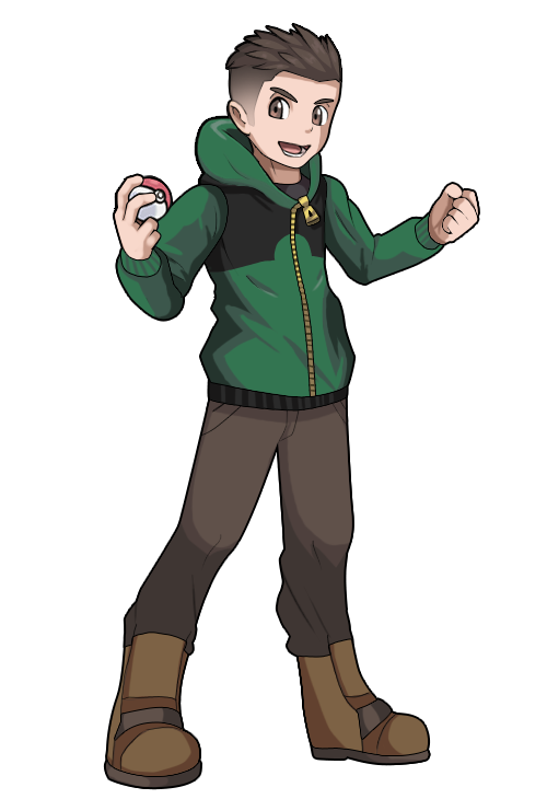 Download Free png Pokemon trainer allan fullbod.
