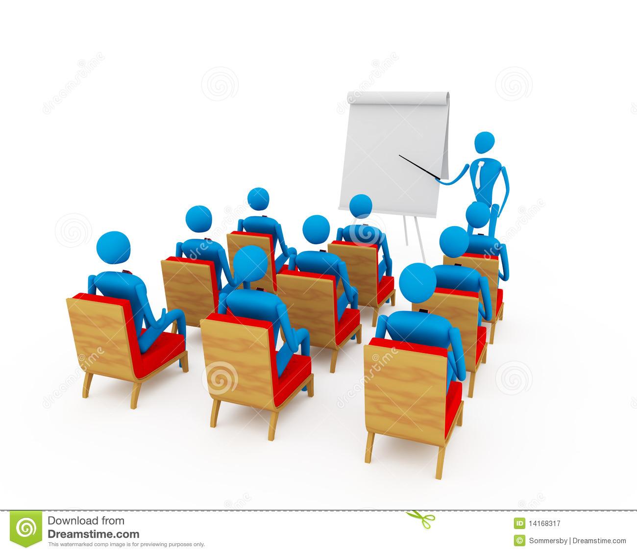 how to teach a seminar class