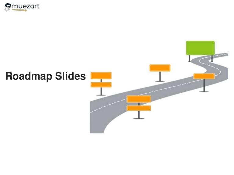 Roadmap Clipart.