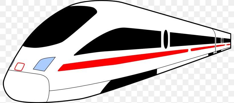 Train Rail Transport Rapid Transit Clip Art, PNG, 800x363px.
