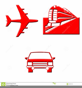 Planes Trains And Automobile Clipart.