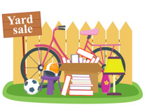 Yard Sale Clipart Size 106 Kb From Home