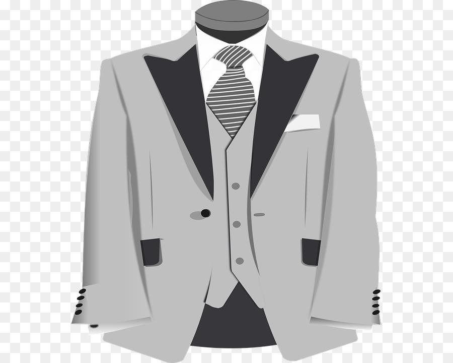 Download traje clipart Suit Clip art.