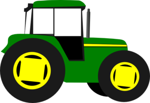 Tractor Clipart For Kids.