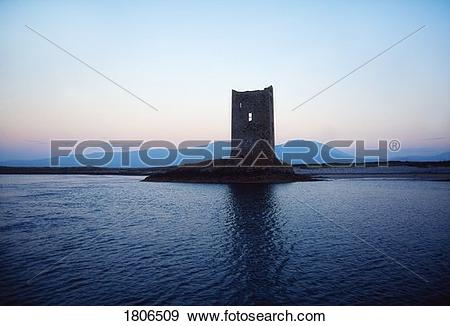 Stock Photograph of Co Kerry, Tralee Bay, Fenit, Ireland 1806509.