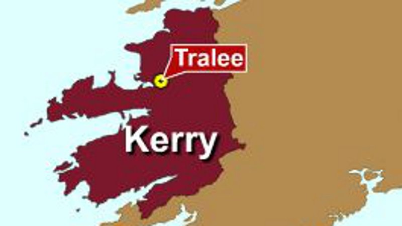 Two men rescued in Tralee Bay.