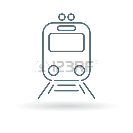 1,196 Tram Line Stock Illustrations, Cliparts And Royalty Free.