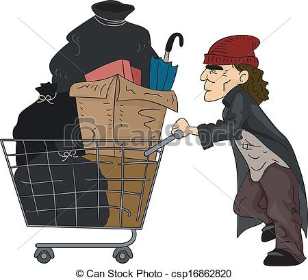 Homeless Clipart and Stock Illustrations. 1,314 Homeless vector.