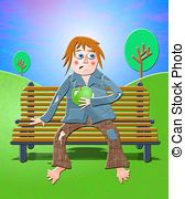Tramp Illustrations and Clip Art. 499 Tramp royalty free.