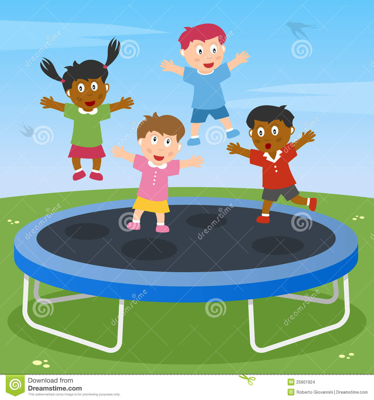 Trampoline Clipart 20 Free Cliparts Download Images On