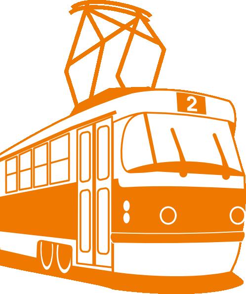 Tramway Clip Art at Clker.com.