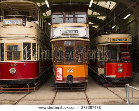 Tram Uk Stock Photos, Royalty.
