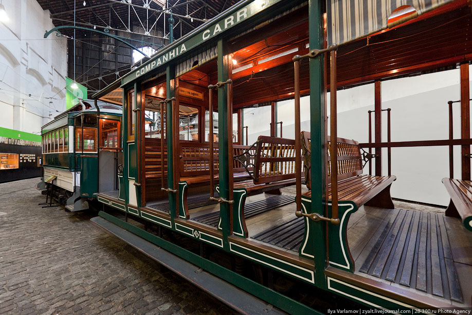 clip art and picture: Tramway Museum In Porto.