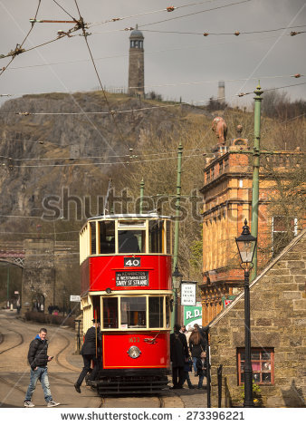 National Tramway Museum Stock Photos, Images, & Pictures.