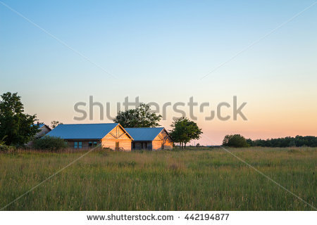Shed In A Field Stock Photos, Royalty.
