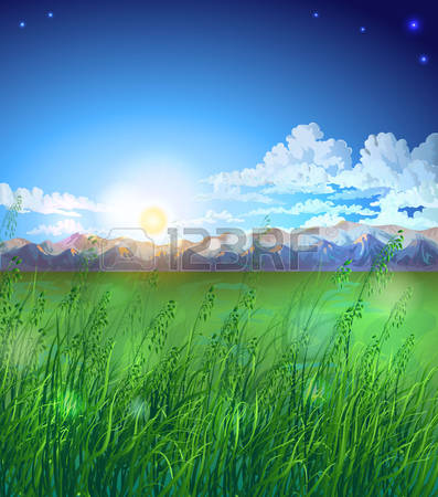 339 Tranquil Setting Stock Illustrations, Cliparts And Royalty.
