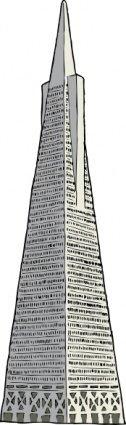 Transamerica Pyramid Clip Art Download 55 clip arts (Page 1.