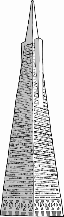 Free Famous Buildings Clipart, 2 pages of free to use images.