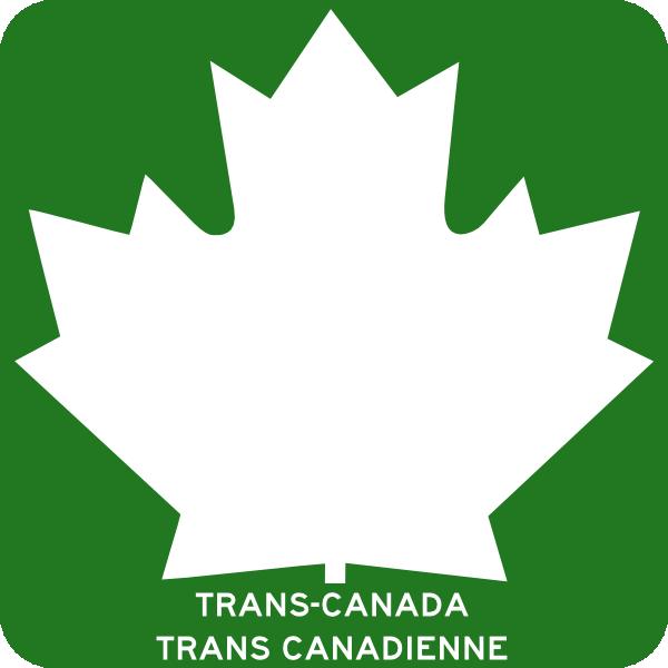 Trans Canada Highway clip art Free Vector / 4Vector.