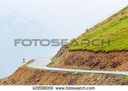 Stock Photograph of Transalpina, Parang Mountains, Romania.