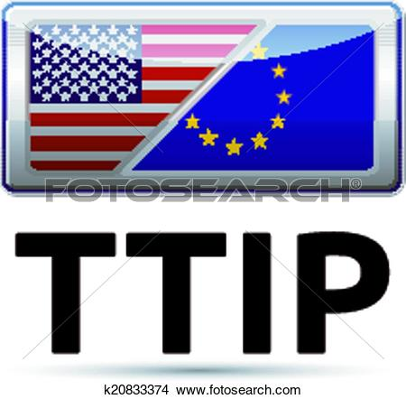 Clipart of TTIP.