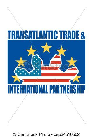 Clip Art Vector of TTIP.
