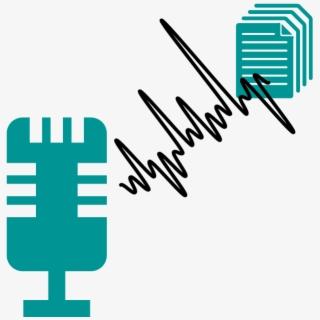 Medical Transcription Logo Clipart , Png Download.