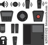 Transducers Clipart and Illustration. 26 transducers clip art.