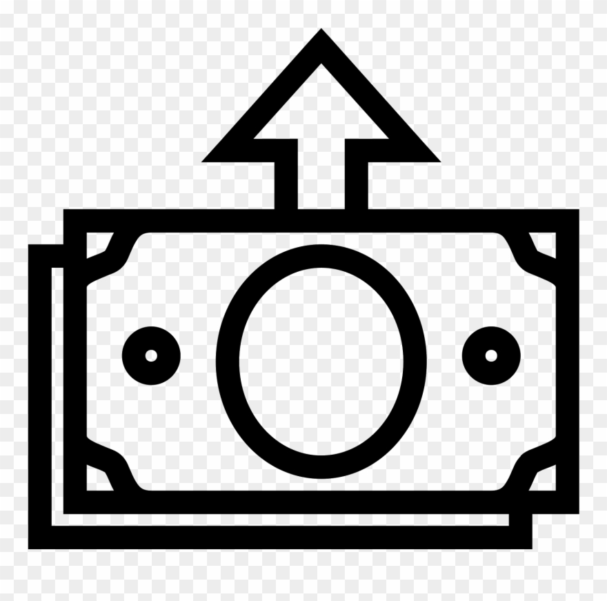 Initiate Money Transfer Icon.