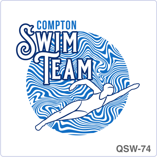 New Clip Art and Layouts for Custom Swimming and Wrestling.