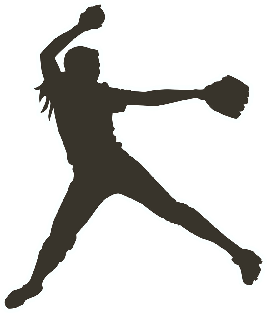 New softball layout and clip art transfer express 2.