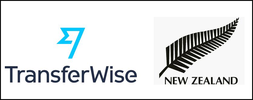 TransferWise New Zealand.