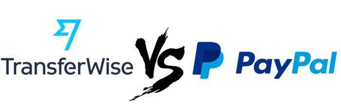 TransferWise vs PayPal for Foreign Currency Transfers.