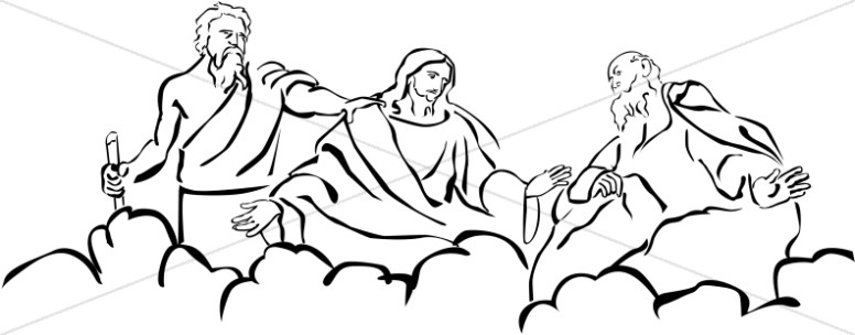 Transfiguration Clipart, Transfiguration Images.