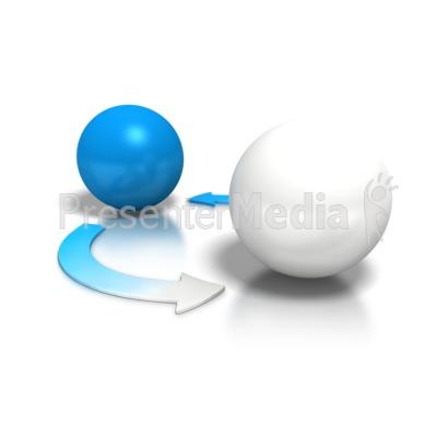 Transform Colored Sphere.