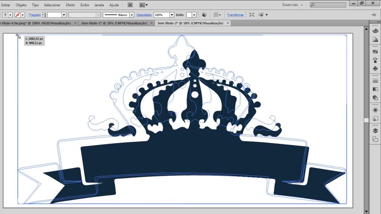 Illustrator CS6.