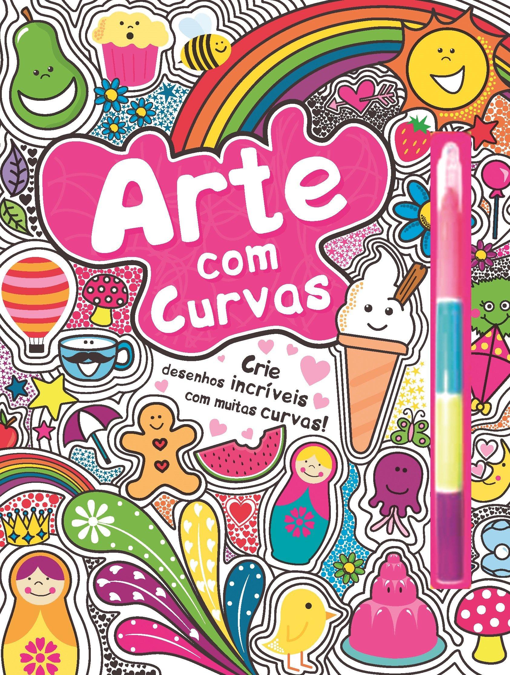 Arte com Curvas: Vários Autores: 9788538060826: Amazon.com.