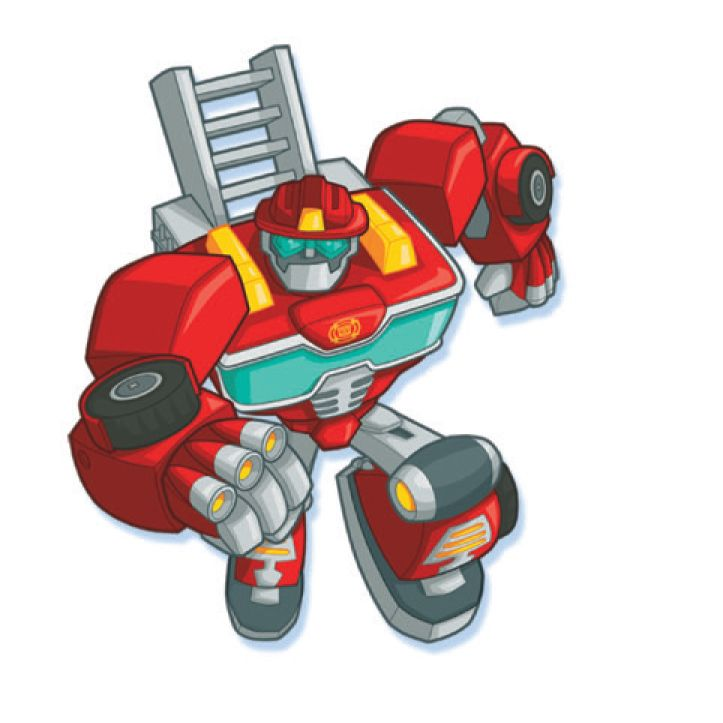 FREE RESCUE BOTS HEATWAVE PICTURE I made these rescue bots.