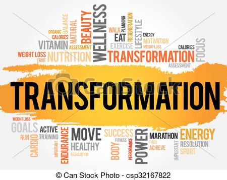 Transformation Clipart.
