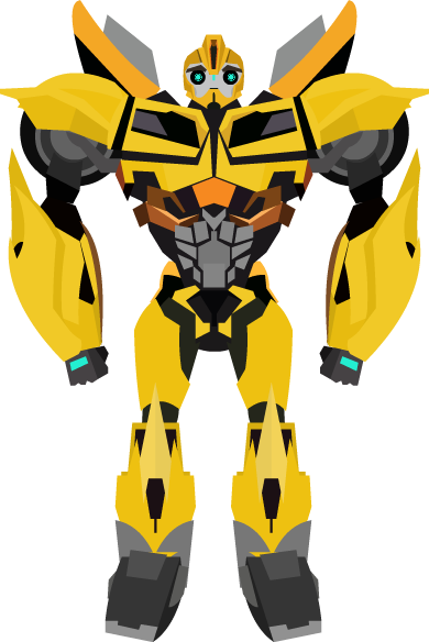 Free download Autobot Bumble Bee Clipart for your creation.