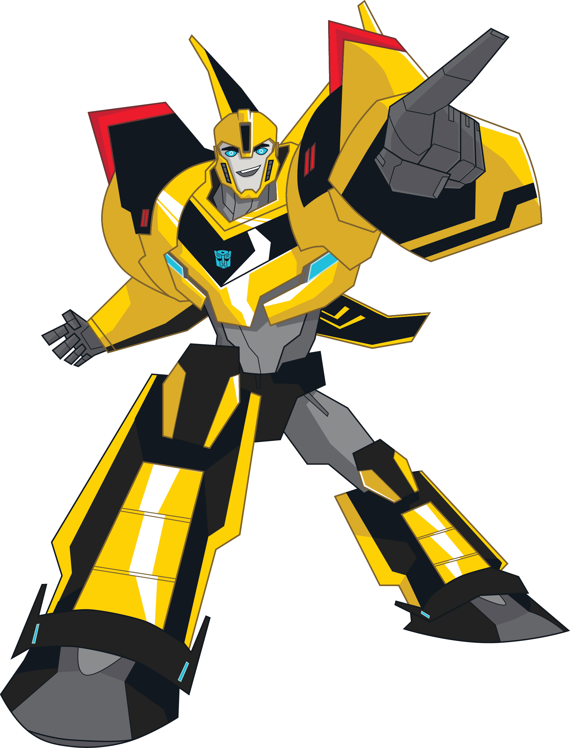 Transformers clip art 9 image.