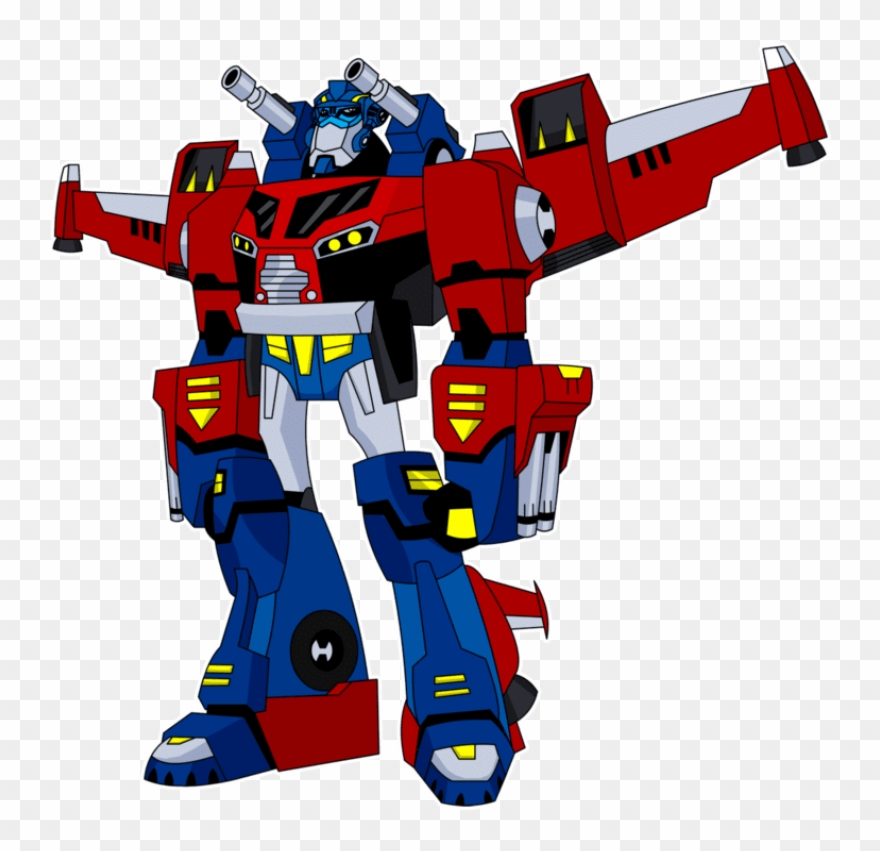 Transformers Clipart Optimus Prime Pencil And In Color.