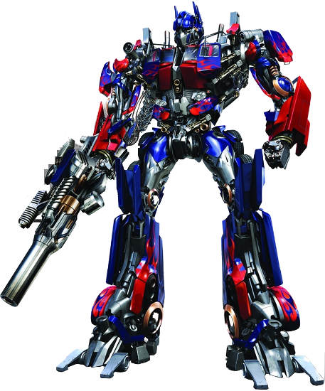 Transformers PNG Transparent Free Images.