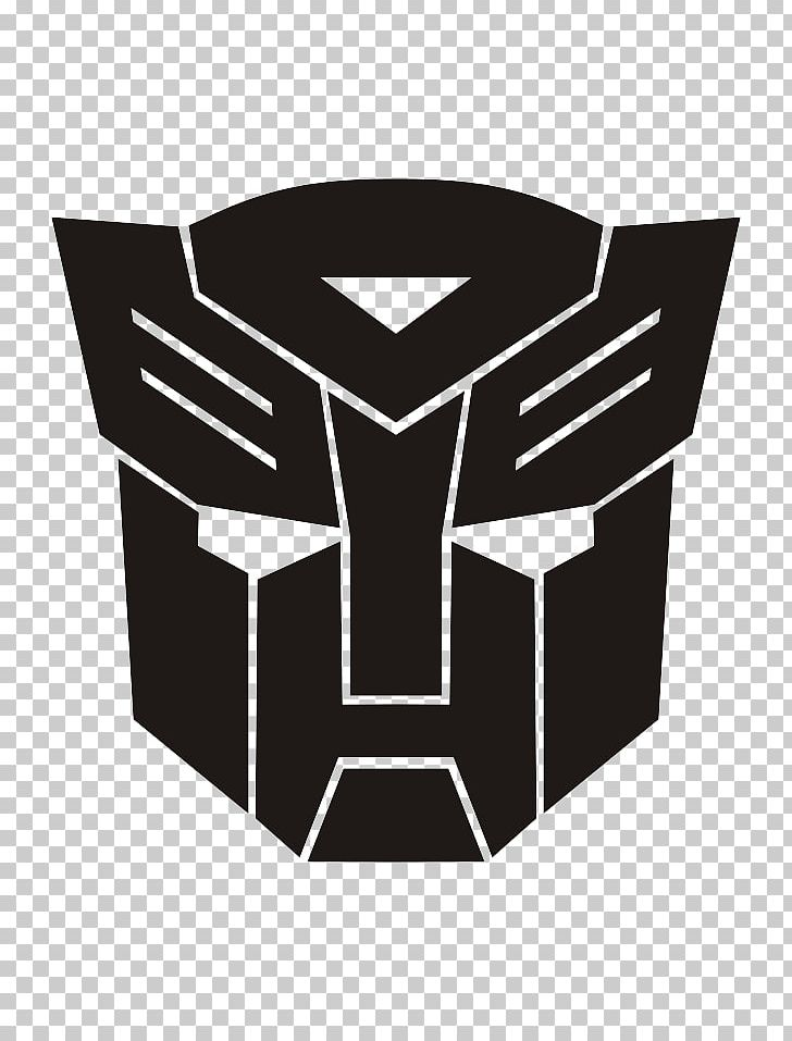 Transformers: The Game Autobot Optimus Prime Logo PNG.