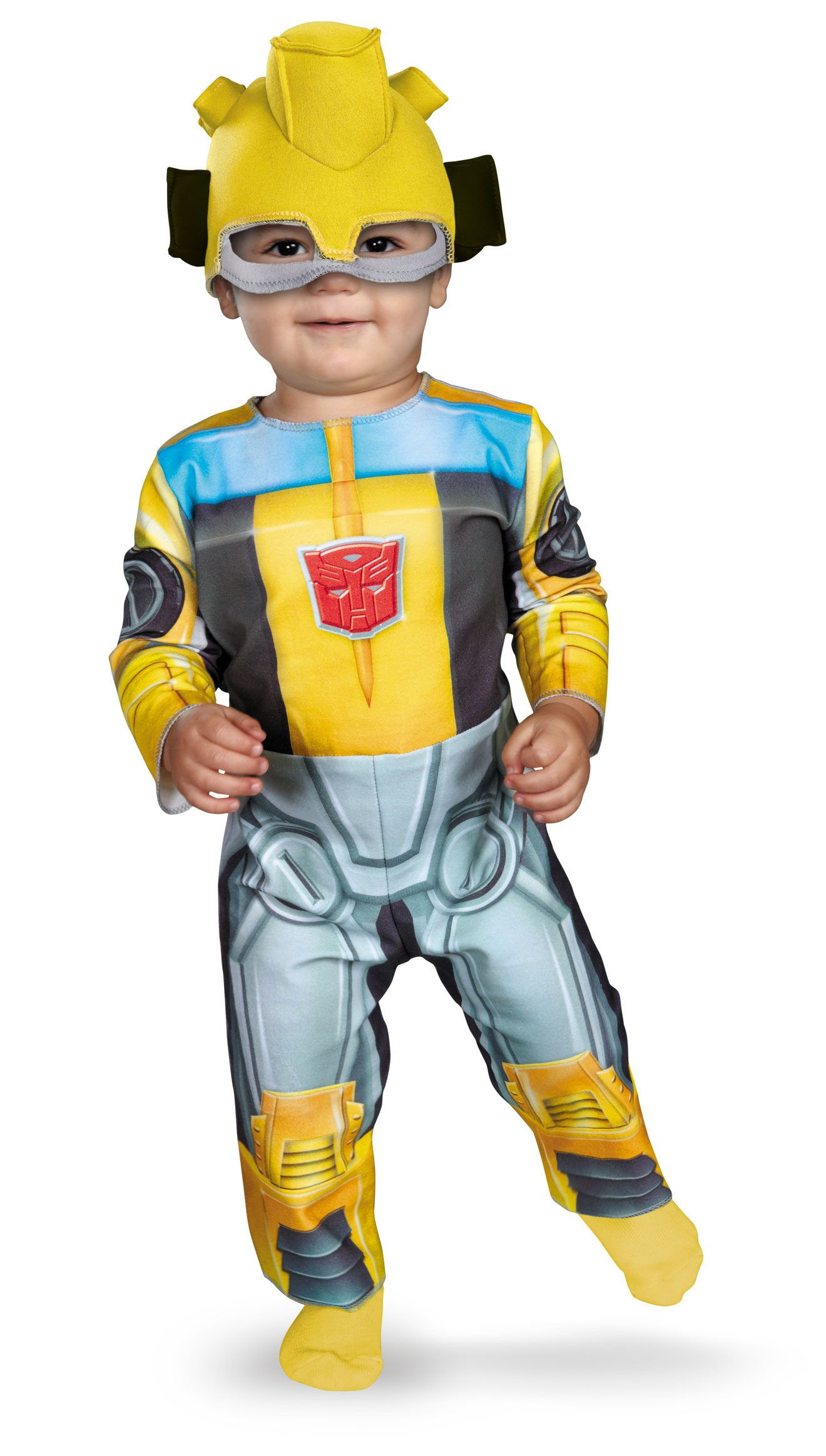 Bumblebee Rescue Bot Transformers Baby Costume in 2019.