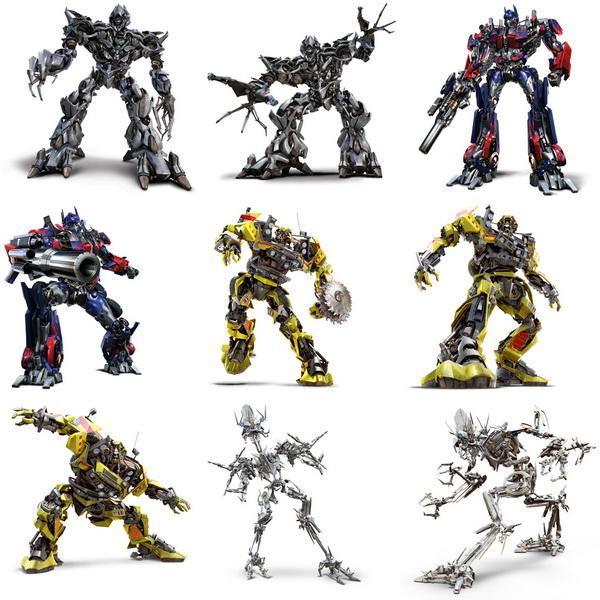 Best Transformers Clip Art #11003.