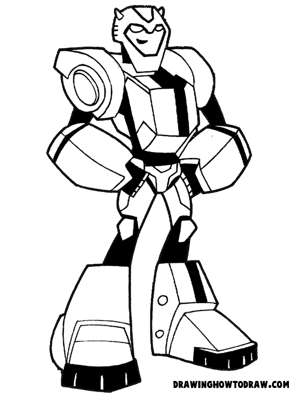 Transformers coloring pages transformer prime clipart.
