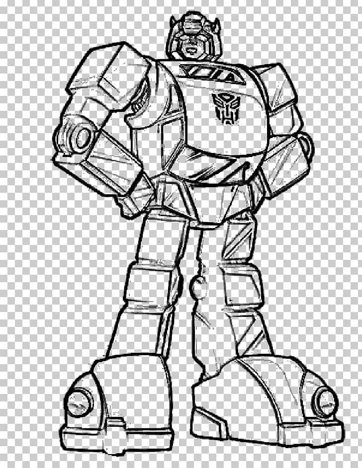 Bumblebee Angry Birds Transformers Optimus Prime Colouring.